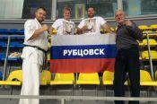 Рубцовчанин Александр Попов завоевал золото на VI Кубке мира по Киокушинкай каратэ
