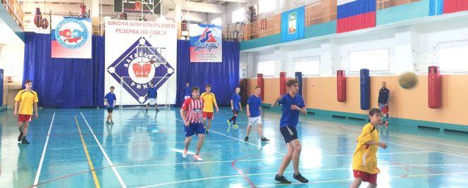 В Барнауле состоялся чемпионат края по футзалу среди людей с нарушением слуха