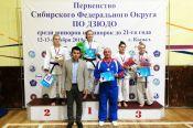 12 медалей, а вместе с ними и 12 путёвок на первенство России выиграли дзюдоисты Алтайского края на первенстве Сибири
