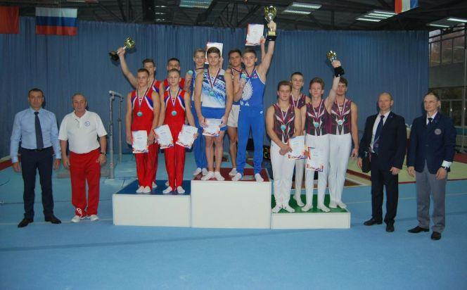 Гимнасты Алтайского края – призёры первенства СФО