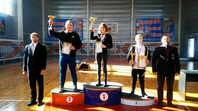 В Поспелихе подвели итоги соревнований по гиревому  спорту XXXIХ спартакиады спортивных школ