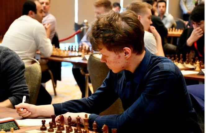 Владислав Артемьев - победитель индивидуального чемпионата Европы - 2019.