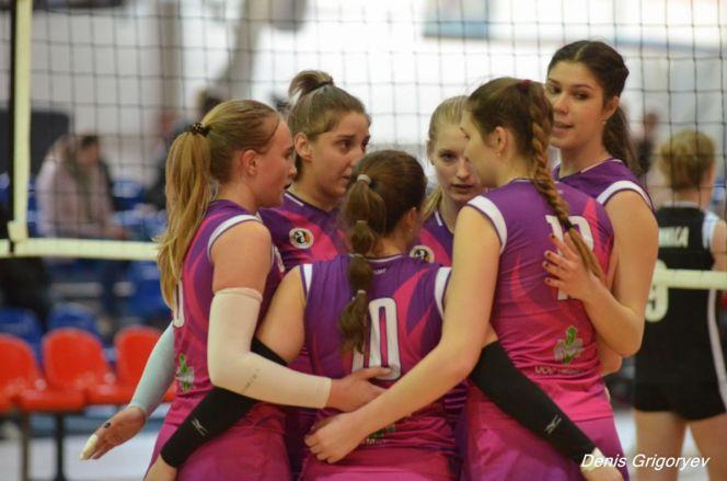 «Алтай-АГАУ» одержал первую победу в сезоне, разгромив «Олимп» – 3:0