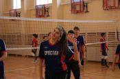 В Верх-Катунском прошли районные соревнования по волейболу