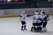 Хоккеисты «Динамо-Алтай» завершили выездную серию с «Чебоксарами» победой в серии буллитов