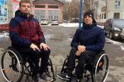 Бийские пловцы с ПОДА получили новые коляски. На очереди экипировка и тренажеры