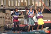 Андрей Крайтор замкнул квартет сильнейших в спринте на 200 м на чемпионате мира по SUP (+видео)