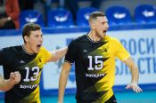 «Университет» одержал первую победу в чемпионате, обыграв «Локомотив-Изумруд» – 3:2