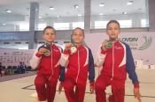 Алтайские спортсмены в составе сборной России выиграли 8 медалей на турнире в Болгарии