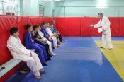 Одна из ведущих школ дзюдо края, «Олимпия», отмечает сорокалетие