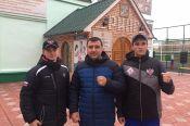 Новоалтайские боксеры завоевали две золотые медали на турнире в Самарской области