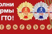 В День народного единства барнаульцы смогут пройти испытания комплекса ГТО