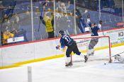 Хоккеисты «Динамо-Алтай» обыграли саратовский «Кристалл» в овертайме и вышли на первое место