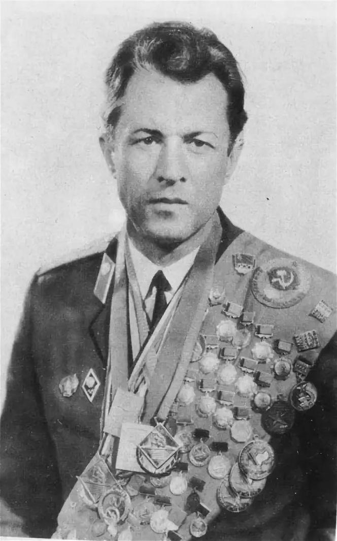 Константин Петрович Костенко