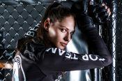 Дарья Терещенко. В детстве она хотела быть похожей на Алину Кабаеву, а в итоге стала первой в крае чемпионкой России по MMA