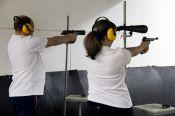Соревнования по пулевой стрельбе среди госслужащих выиграли казначейство и законодательное собрание