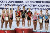 Алтайские спортсмены стали бронзовыми призерами Кубка России