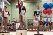 Алтайские гимнасты - победители ипризёры Всероссийских соревнований памяти олимпийской чемпионки Елены Наймушиной