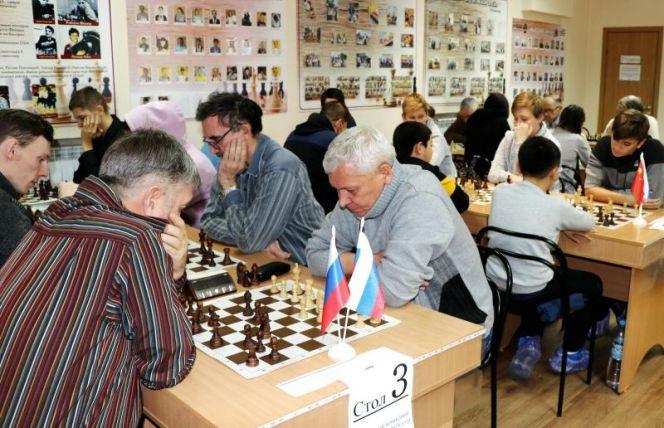 Фото: краевая федерация шахмат