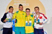 Александр Костин завоевал бронзу чемпионата мира по лёгкой атлетике под эгидой Международного паралимпийского комитета