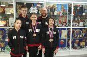 Алтайские спортсмены - призёры всероссийского турнира по ушу
