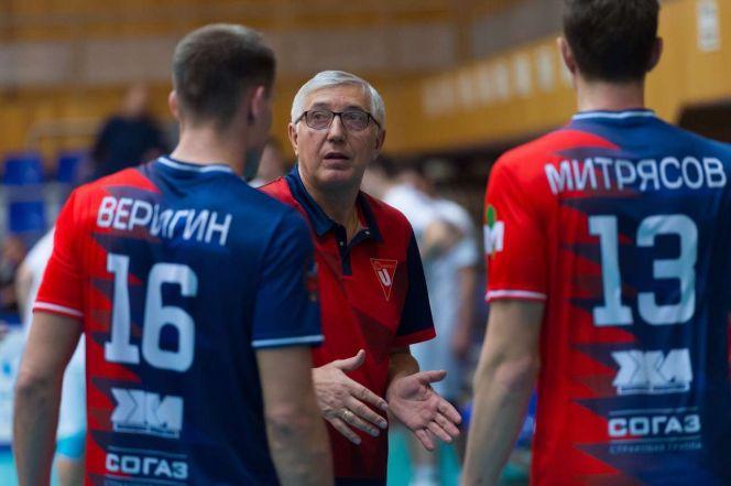 «Университет» потерпел поражение от челябинского «Динамо» – 0:3