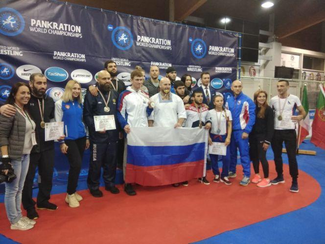 Алтайские спортсмены – победители и призёры чемпионата мира в Италии
