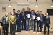 Сборная Алтайского края - обладатель бронзы чемпионата Сибири по быстрым шахматам
