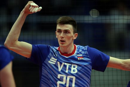 Ильяс Куркаев - игрок сборной России