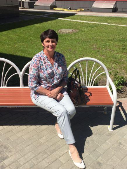 Мама Ильяса - Любовь Васильевна