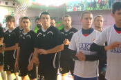 В Рубцовске дан старт чемпионату по мини-футболу (ВИДЕО)