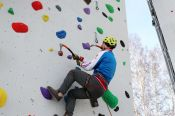 В Барнауле торжественно открыт новый скалодром