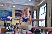 Городские соревнования по спортивной гимнастике проходят в СК «Заря»