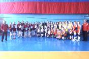 В Заринске завершились соревнования по волейболу XXXIX краевой спартакиады спортшкол среди девушек 2006-2007 годов рождения