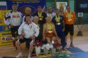 Алтайские ветераны приняли участие в I Всемирных играх мастеров гиревого спорта.