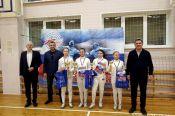 Барнаульские саблистки привезли из столицы Кузбасса три медали