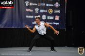 Евгений Шобик завоевал серебряную медаль на чемпионате мира по фитнесу