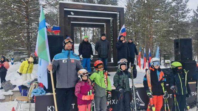 На «Белокурихе-2» прошло торжественное открытие горнолыжного комплекса «Мишина гора»