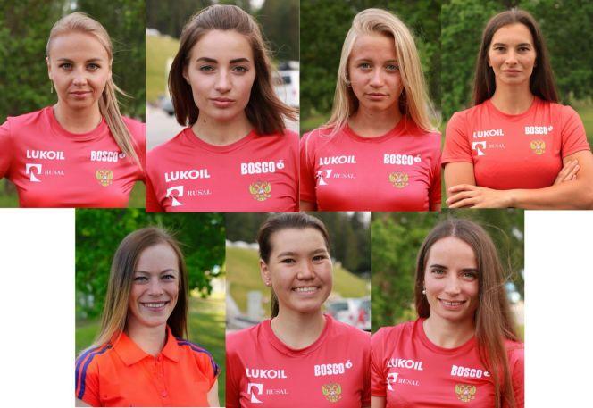 Яна Кирпиченко стартует в первой гонке второго этапа Кубка мира в Лиллехаммере