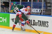 Воспитанник  алтайского хоккея Никита Лямкин вызван в сборную России