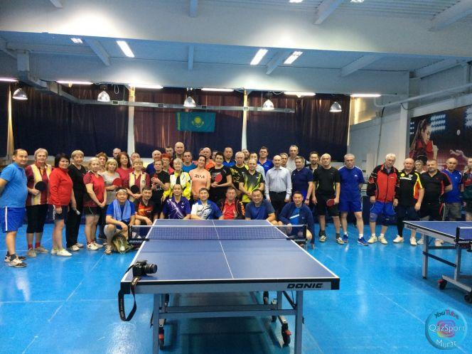 Представители Алтайского края успешно выступили в Павлодаре на межрегиональном ветеранском турнире памяти Кардашевского