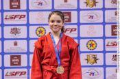 Анастасия Чебыкина из Тальменки выиграла юношеское первенство Европы