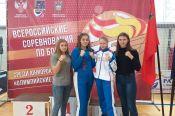 Спортсменки Алтайского края завоевали три медали на Всероссийском турнире «Олимпийские надежды»