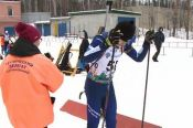 Олег Домичек прошёл отбор в сборную страны для участия в юношеских зимних Олимпийских играх