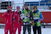 Никита Денисов - бронзовый призёр всероссийских соревнований в Сыктывкаре
