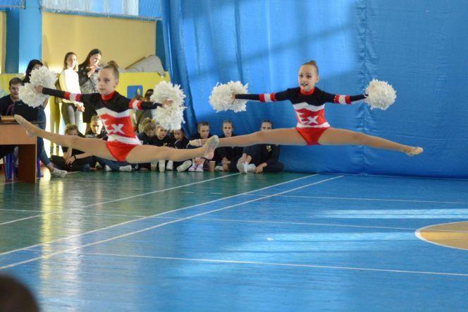 В Заринске завершился краевой спортивный фестиваль по чирспорту