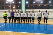 «Антарес-АлтГПУ» в первом туре первенства России среди любительских команд потерпел два поражения