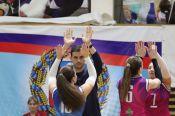 Волейболистки «Алтая-АГАУ» стартовали в домашнем туре с победы над «Ангарой» – 3:1