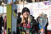 Дарья Фадеева из Алтайского училища олимпийского резерва - победительница Кубка России