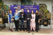 В краевой столице прошел II Открытый турнир «Новогодний кубок Барнаула»